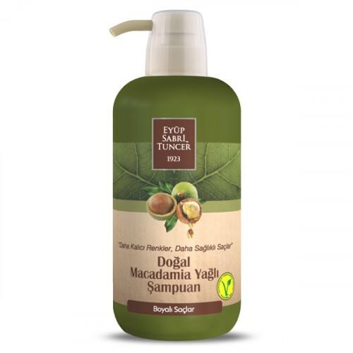 Eyüp Sabri Tuncer Doğal Macadamia Yağlı Şampuan 600 ml