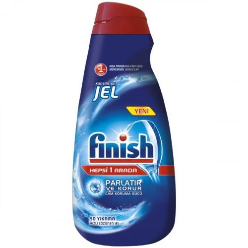 Finish Jel Konsantre Bulaşık Makinesi Deterjanı 1000 ml