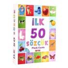 Flash Cards İlk 50 Sözcük (Diy-Toy Yayınları)