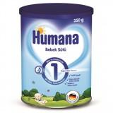 Humana 1 Bebek Maması Metal Kutu 350 Gr