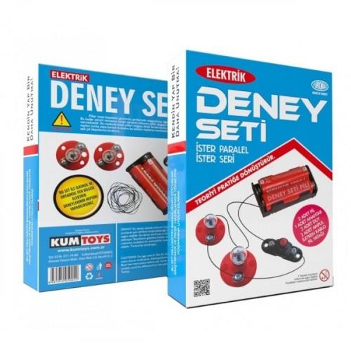 Kum Toys Elektrik Deney Seti