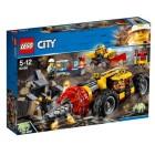 Lego City Ağır Maden Matkabı 60186