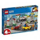 Lego City Araç Bakım Merkezi 60232