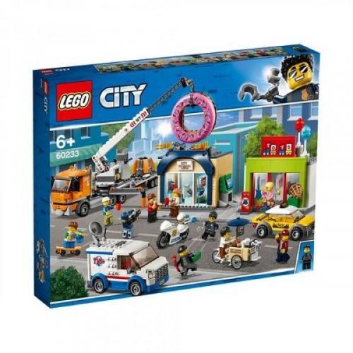 Lego City Donut Dükkanı Açılışı 60233