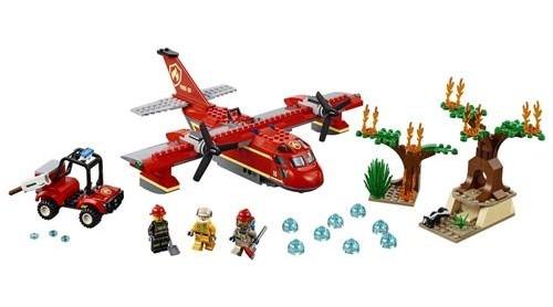 Lego City F Plane 60217
