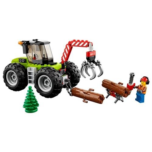 Lego City Great Vehicles Forest Tractor 60181
