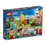 Lego City İnsan Paketi - Lunapark 60234