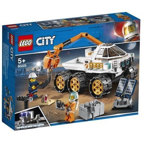 Lego City Keşif Robotu Test Sürüşü 60225