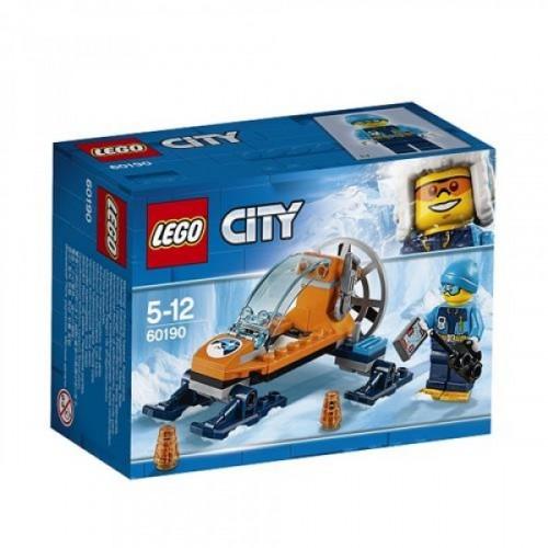 Lego City Kızaklı Kutup Motosikleti 60190