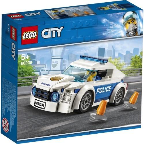Lego City Polis Devriye Arabası 60239