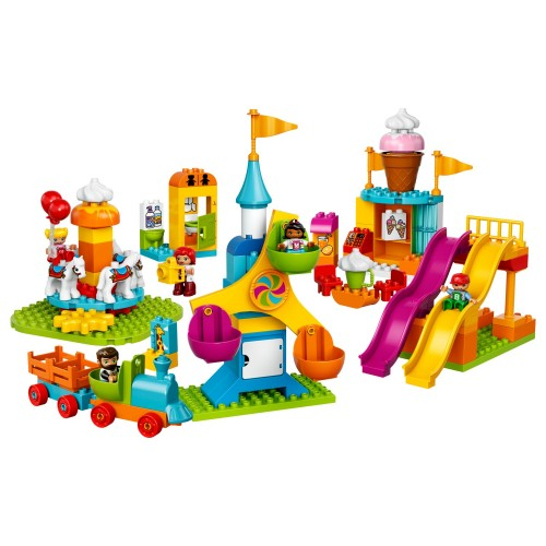 Lego Duplo Büyük Lunapark 10840