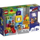 Lego Duplo Emmet Lucys Visitors 10895