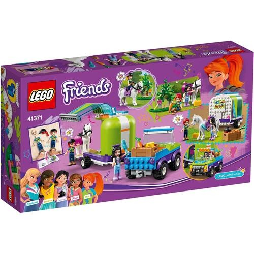 Lego Friends Mia'nın At Römorku 41371