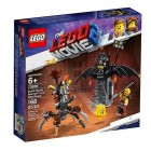Lego Movie 2 Batman Metalbeard 70836