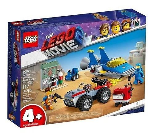Lego Movie 2 Emmet Bennys B 70821