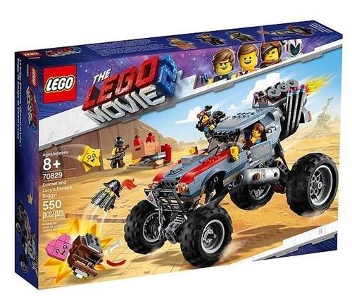 Lego Movie 2 Emmet Lucys Buggy 70829