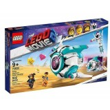 Lego Movie 2 Mayhems S Starship 70830