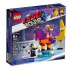 Lego Movie 2 Q Watevra Wanabi 70824