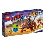 Lego Movie 2 Ultrakatty Warrior Lucy 70827