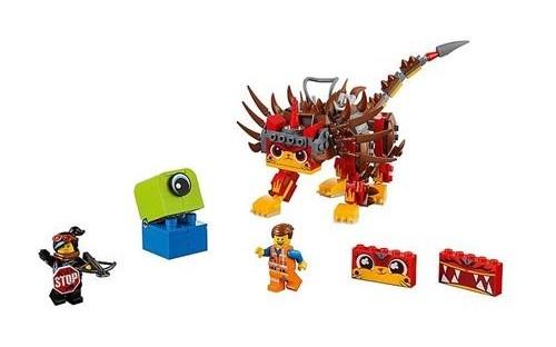Lego Movie 2 Ultrakatty Warrior Lucy 70827