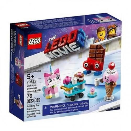 Lego Movie 2 Unikittys S Friends 70822