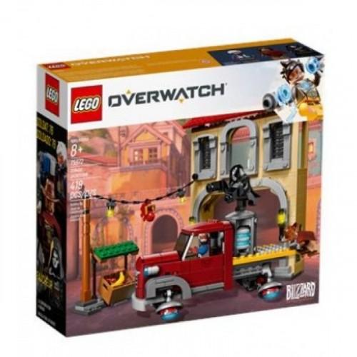 Lego Overwatch Dorado Showdown V29 75972