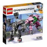 Lego Overwatch D.Va Reinhardt V29 75973