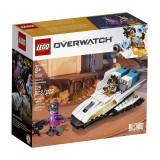 Lego Overwatch Tracer Widowmaker 75970
