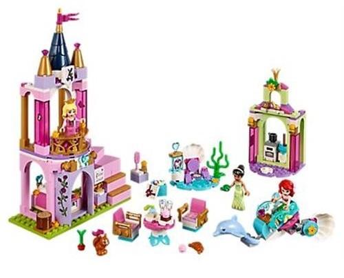 Lego Prenses Ariel Aurora Tianas R 41162