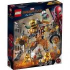 Lego Super Heroes Marvel Molten Man Savaşı 76128