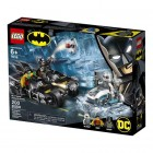 Lego Super Heroes Mr. Freeze Batcycle Savaşı 76118