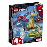Lego Super Heroes Spiderman Heist 76134