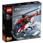 Lego Technic Rescue Helicopter 42092