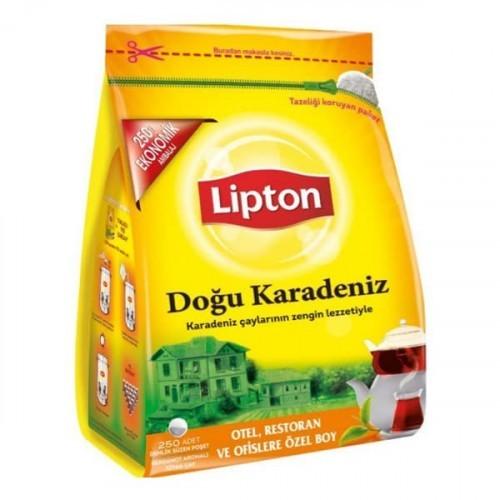 Lipton Doğu Karadeniz Demlik Poşet Çay 250 li