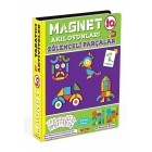 Magnetiq Akıl Oyunları -Eğlenceli Parçalar (Diy-Toy Yayınları)