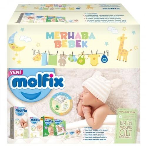 Molfix Merhaba Bebek Seti