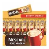 Nescafe 3 ü 1 Arada Sütlü Köpüklü 18 gr x 56 Adet