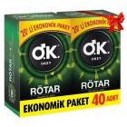 Okey Prezervatif Rötar 40'lı Paket