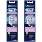 Oral-B Diş Fırçası Yedek Başlığı Sensitive Ultra Thin 2 li x 2 Adet
