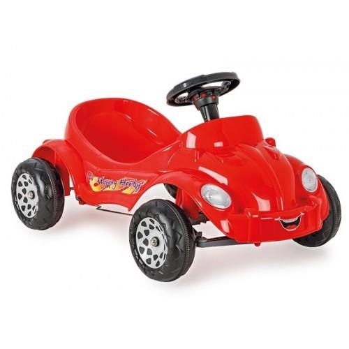 Pilsan Happy Herby Pedallı Araba  07-303 (Kırmızı)