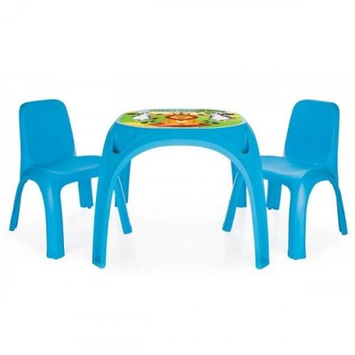 Pilsan İki Sandalyeli King Masa 03-422