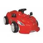 Pilsan Speedy Pedallı Araba Kırmızı 07-312