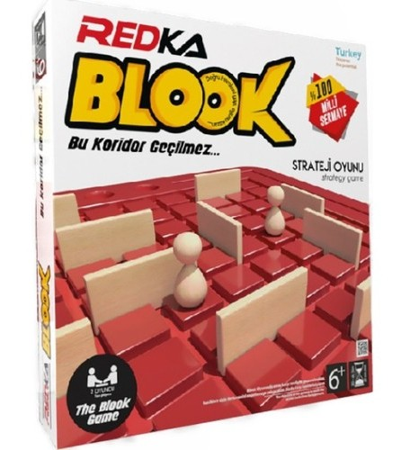 Redka Block Mantık Zeka ve Strateji Oyunu