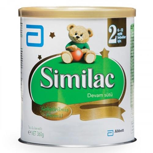 Similac 2 Devam Sütü 360 gr