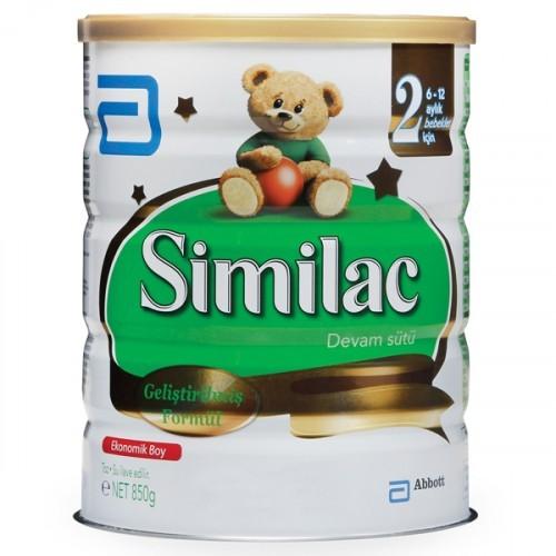 Similac 2 Devam Sütü 850 gr