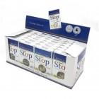 Stop Filtreli Ağızlık Slim 25 li x 24 Adet (600 Filtre)