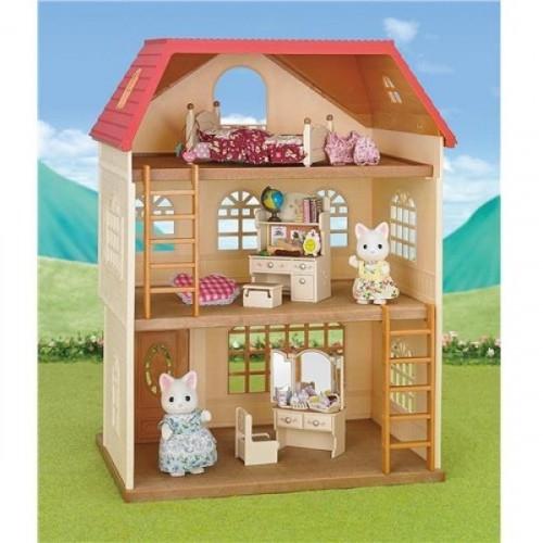 Sylvanian Families 3 Story House Gift Set 2737