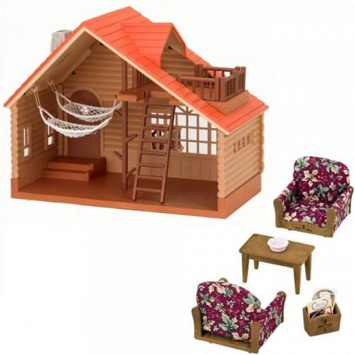 Sylvanian Families Ahşap Kulübe Gift Set 5279