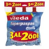 Vileda Süper Mocio Paspas Klasik 3 lü Paket