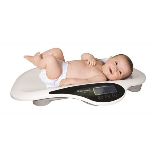Weewell Dijital Bebek Tartısı WWD700